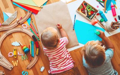 Fine motor skills activities – how to help your child